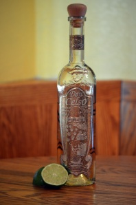A great tasting tequila, and with its undefeated record in taste tests so far, it's going to be hard to replace Don Celso Reposado in our Perfect Margaritas!