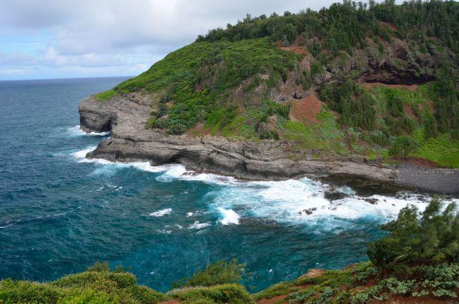 Kilauea Shoreline 05