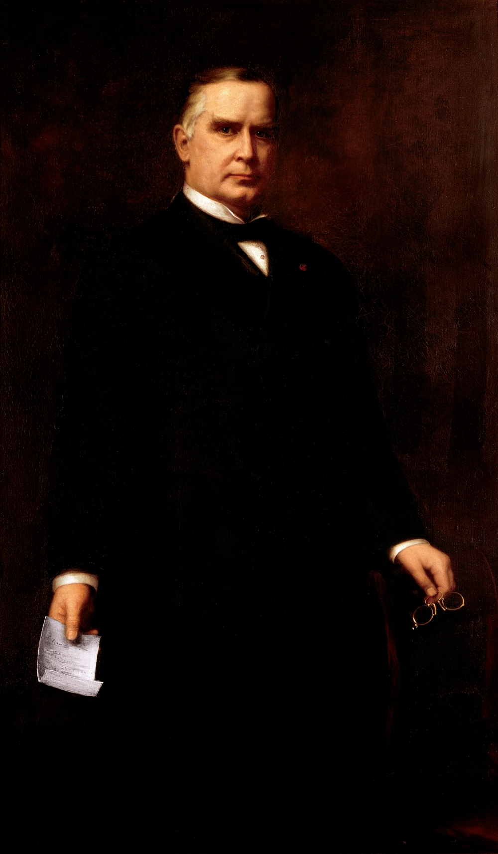 Portraits: William McKinley | MowryJournal.com