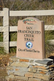 San Francisquito Creek Trail
