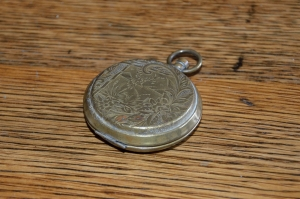 Pocket watch?  Not from my family!