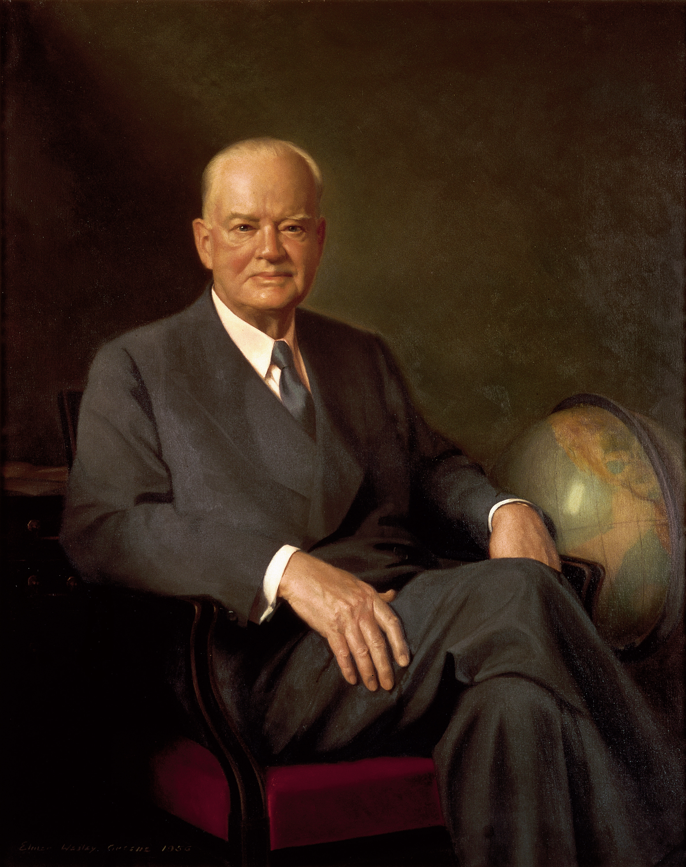 account of the life and presidency of herbert hoover President herbert hoover worked extremely hard, sometimes putting in eighteen-hour days at the office hoover usually awoke at 6 am and exercised with a medicine ball, along with select members of his cabinet and staff, supreme court justices, and invited congressmen after his workout, hoover .