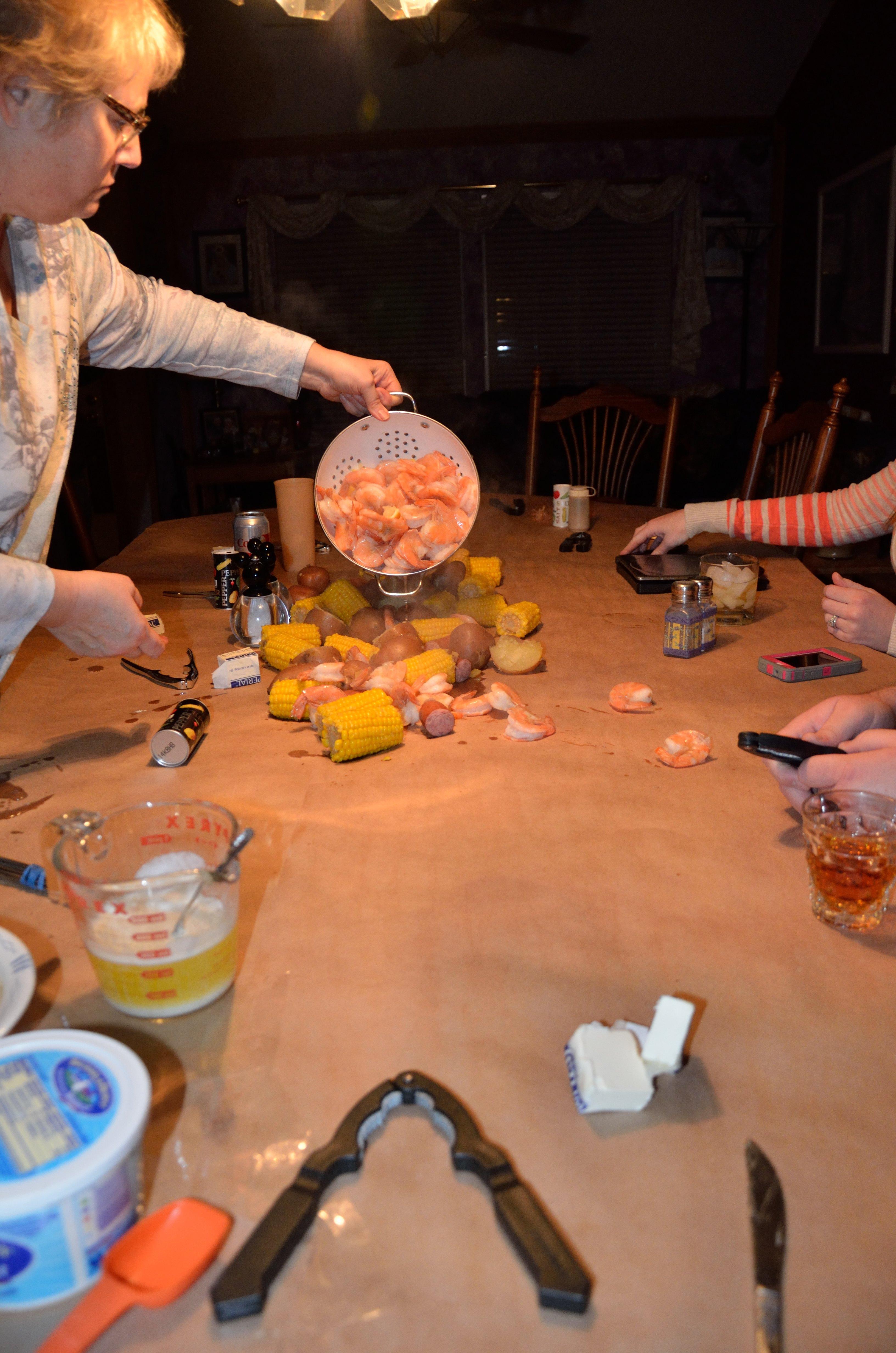 Shrimp Boil Mowryjournal Com