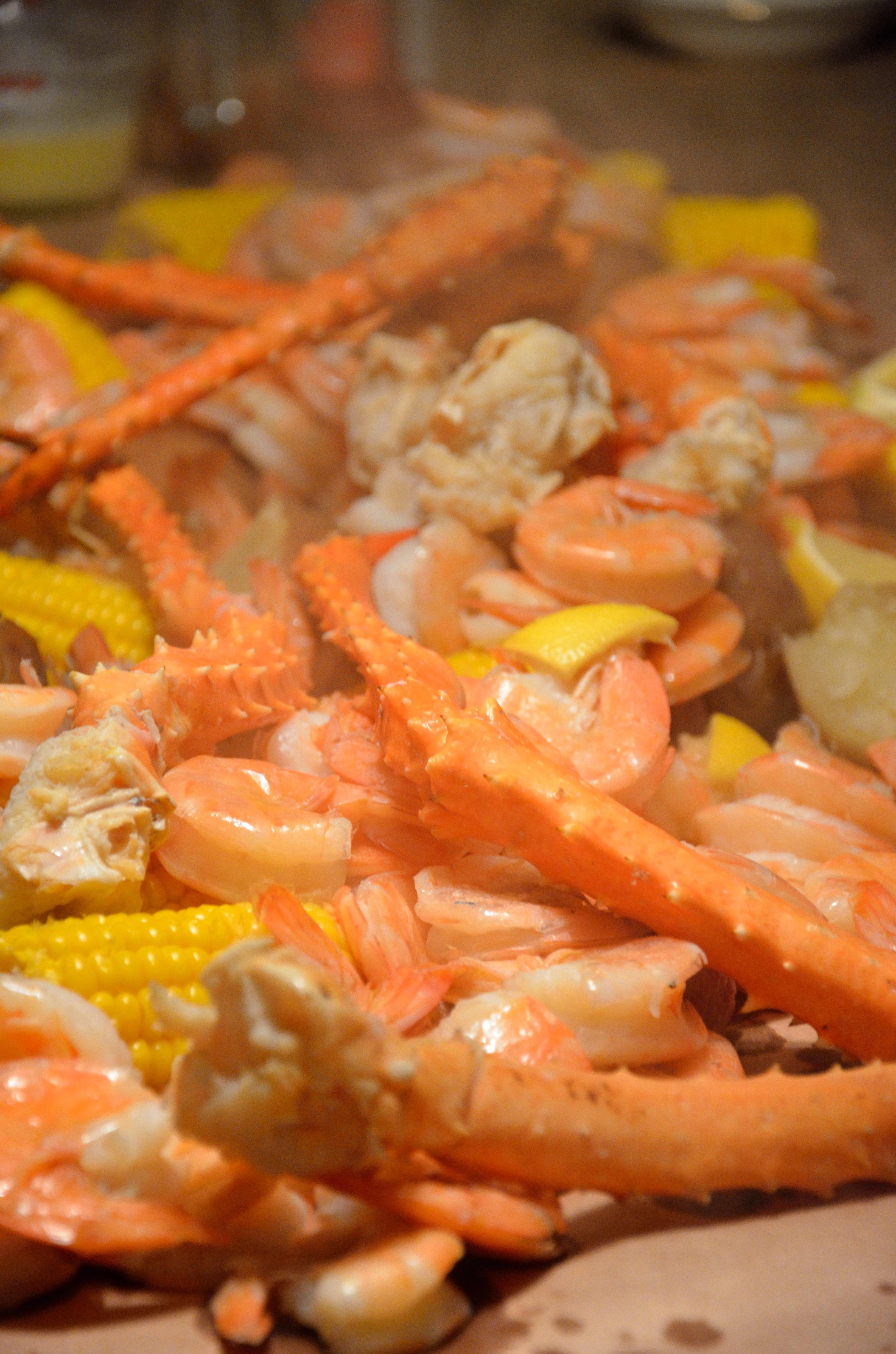 Shrimp Boil! | MowryJournal.com