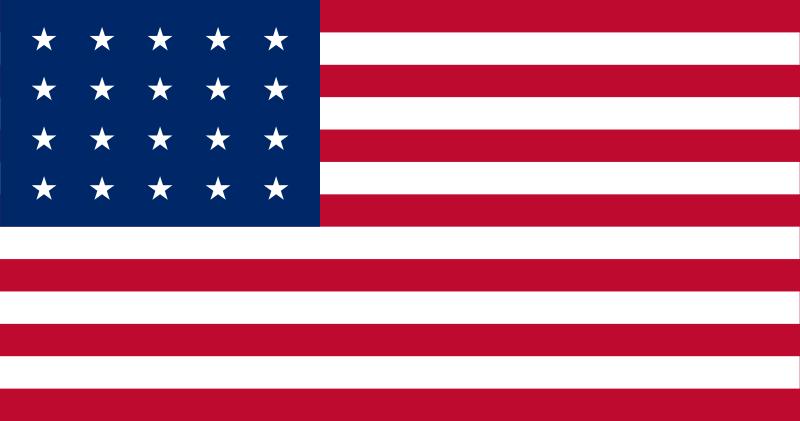 Us Flag The Third Mowryjournal Com