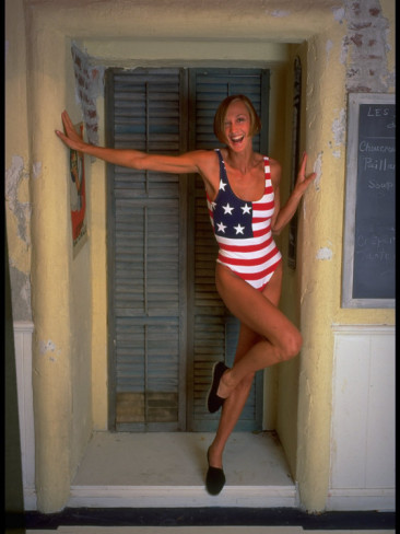Us flag common display mistakes mowryjournal it is not ok to wear the us flag not as a swimsuit not sciox Choice Image