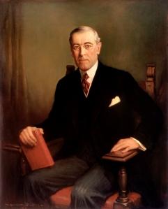 Portraits: Woodrow Wilson