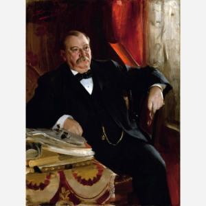 Portraits: Grover Cleveland