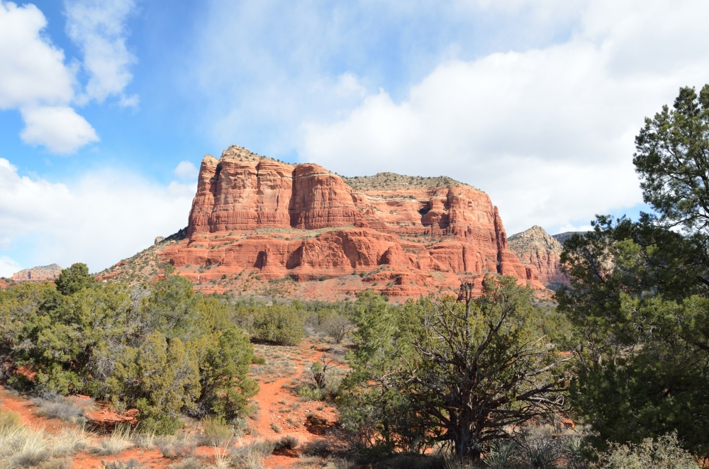 Sedona: Courthouse Butte