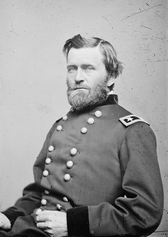 Ulysses grant mowryjournal general ulysses grant a 2 star general 1864 publicscrutiny Images