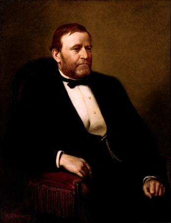 Ulysses S Grant, Official White House Portrait