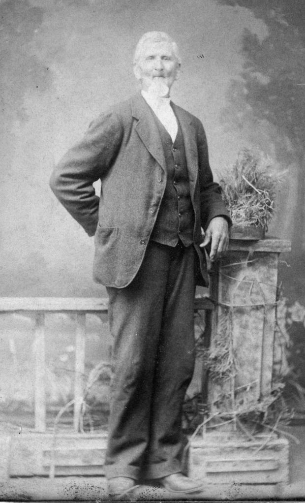 Noah Mast, 1812 - 1897