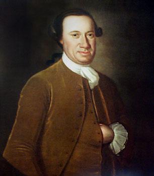 John Hanson - painting attributed to John Hesselius, c. late 1760s