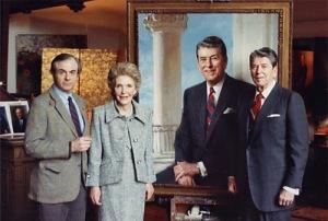 Reagan - Kinstler