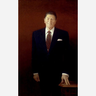a biography of ronald reagan president of the united states The medical history of president ronald reagan  biography historical article  male prostatic hyperplasia/history united states wounds, gunshot/history.