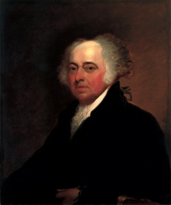 Portraits: John Adams