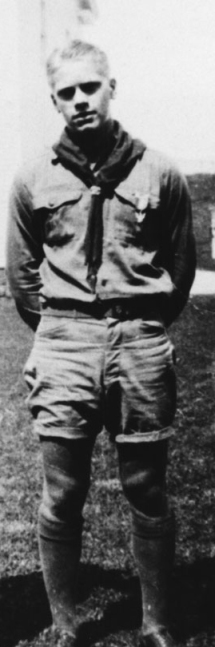 Gerald R Ford, Eagle Scout, 1929
