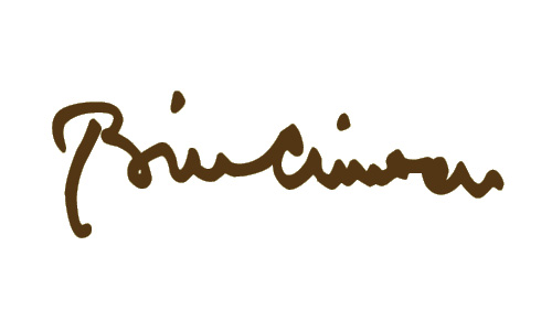 Bill Clinton signature