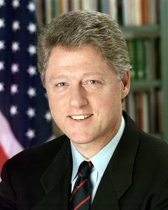 Bill Clinton, Official White House Photo