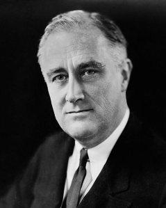 Portraits: Franklin D Roosevelt