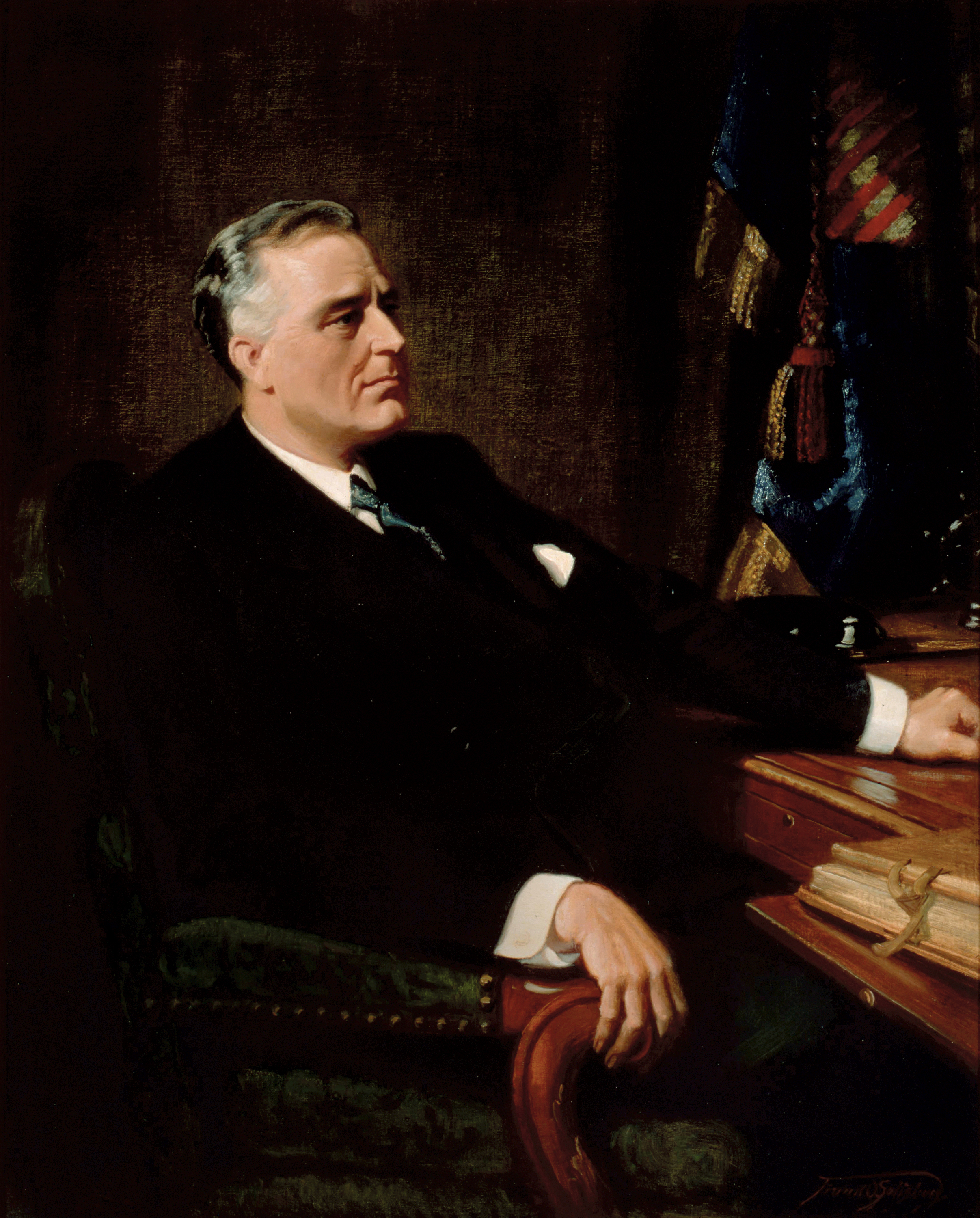 the presidency of franklin roosevelt Information about franklin d roosevelt, the 32nd president of the united states.