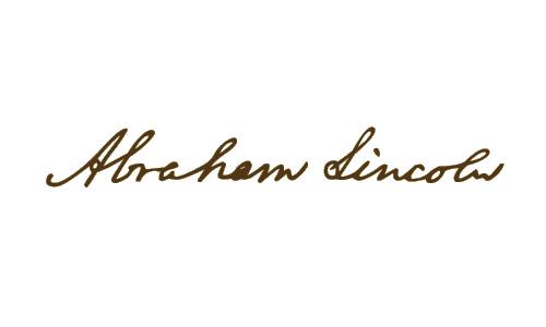 File:Abraham Lincoln Signature.svg - Wikipedia