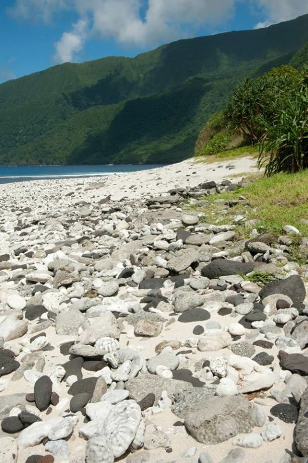 Photo from National Park of American Samoa's Facebook page.