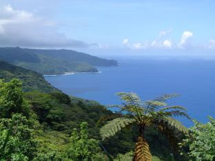 Photo from National Park of American Samoa website.