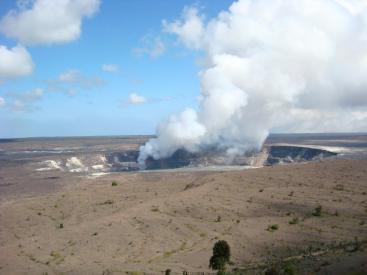 Volcanoes NP 09