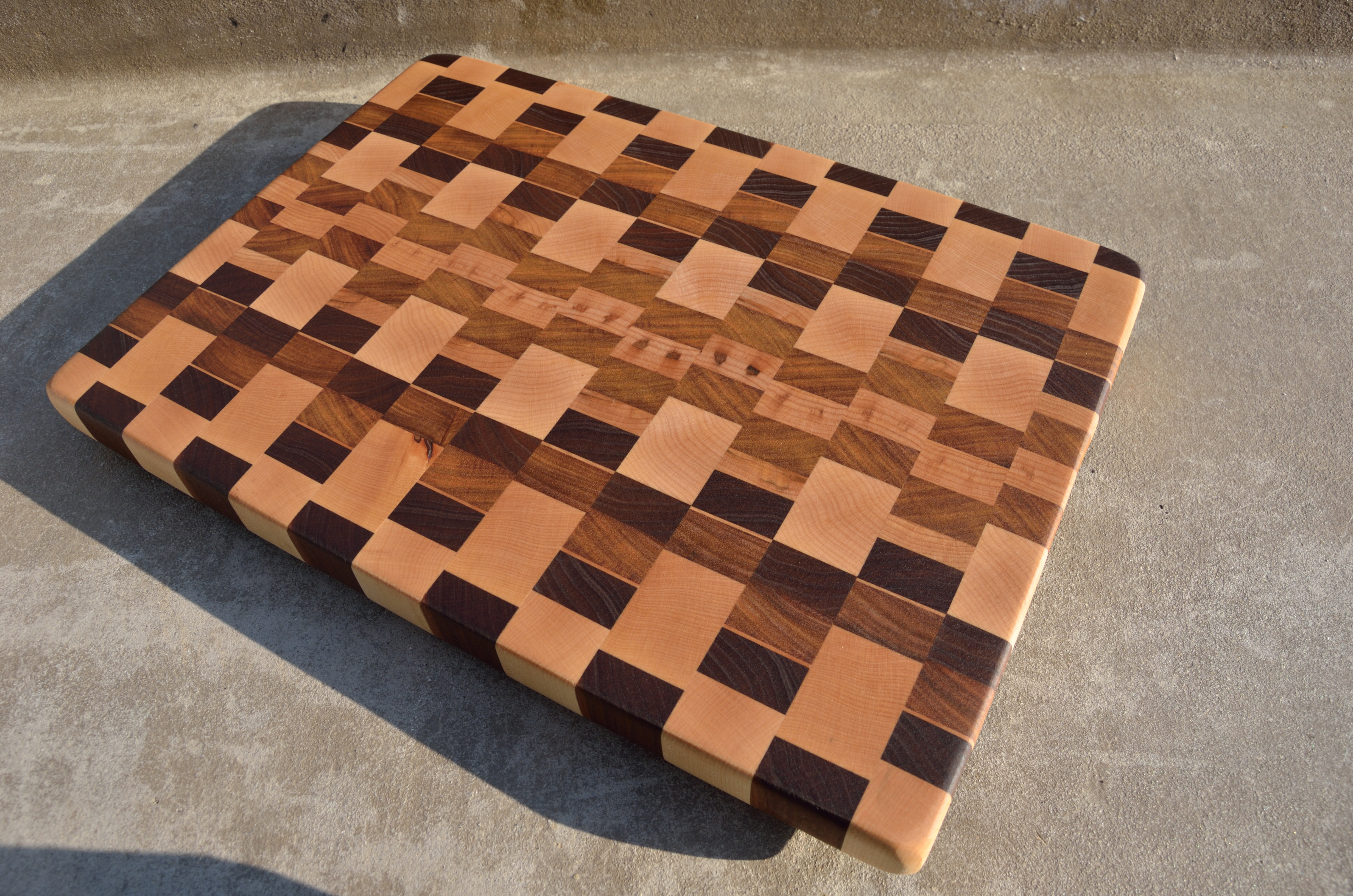 Diy wood cutting boards free designs wooden pdf wooden for Cutting board designs