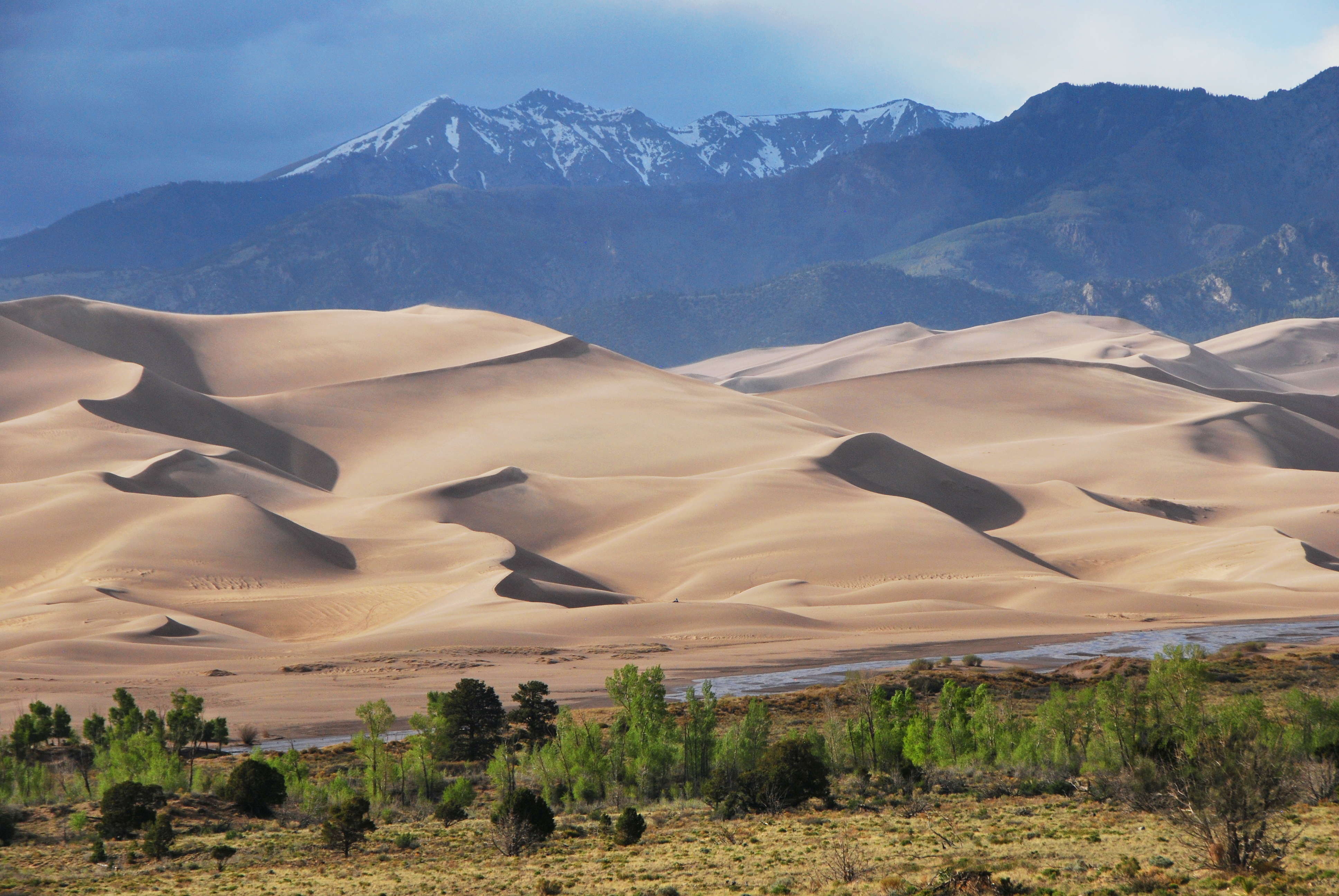 Natty and Trey's Big Adventure: Great Sand Dunes National ... |Great Sand Dunes
