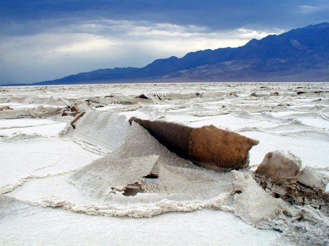 Salt Flats Uplift. From the Park's website.