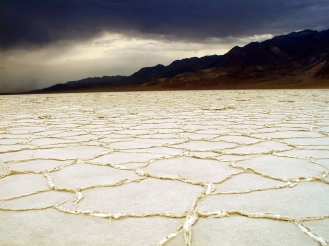 Salt Flats. From the Park's website.