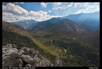 Cedar Grove Valley. Photo courtesy of Terra Galleria. www.terragalleria.com.