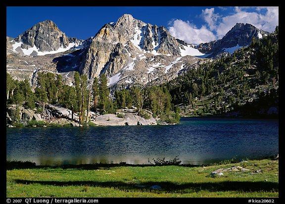 Rae Lake. Photo courtesy of Terra Galleria. www.terragalleria.com.