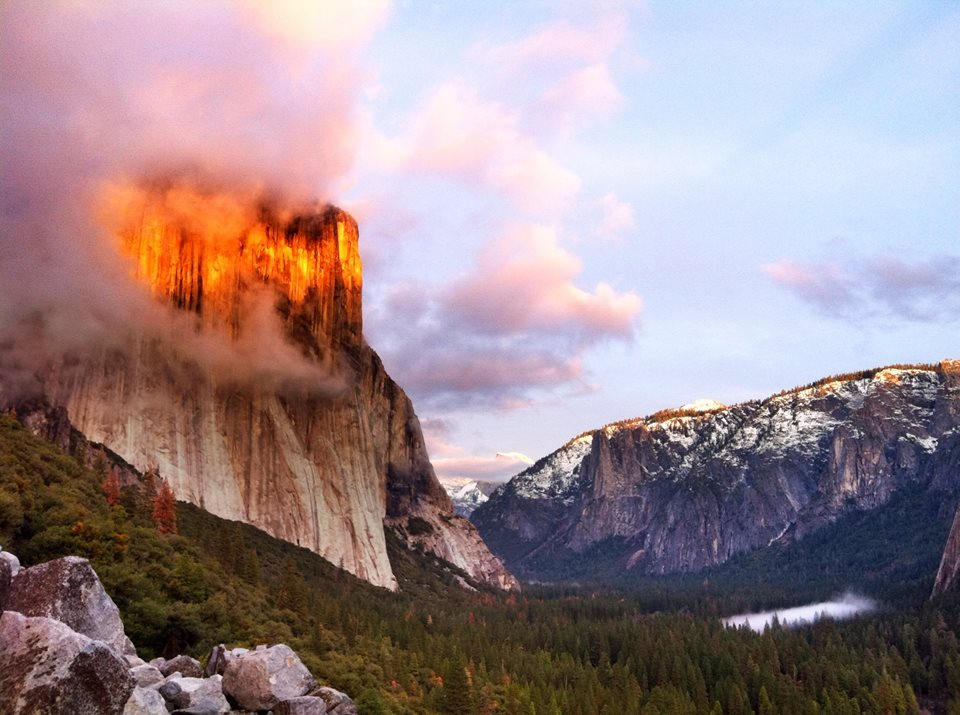 Yosemite NP 48 - El Capitan