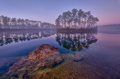 Florida's Everglades National Park. Photo by Glenn Nagel. Posted on Tumblr by the US Department of the Interior, 4/2/15.
