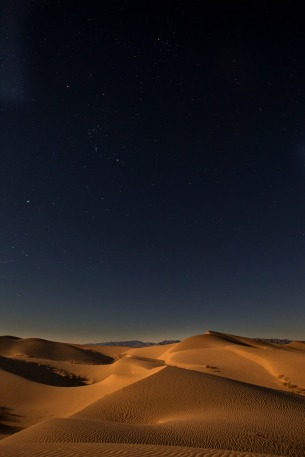 Cadiz Dunes. Photo by Bob Wicks. Posted on Tumblr by the US Department of the Interior, 6/2/15.