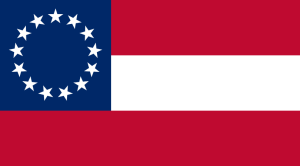 Flag of the Confederate States of America (1861-1863)