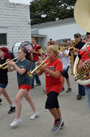 Graham Street Fair Parade 15