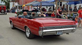 Graham Street Fair Parade 25
