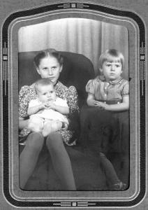 The Shull Kids, 1940