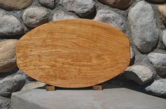 Large Surfboard # 15 - 18. Hard Maple.