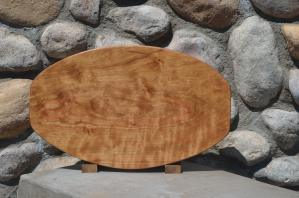 Large Surfboard # 15 - 20. Cherry.