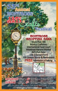 Montrose Arts & Crafts Festival