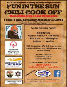 Fun In The Sun Chili Cook Off