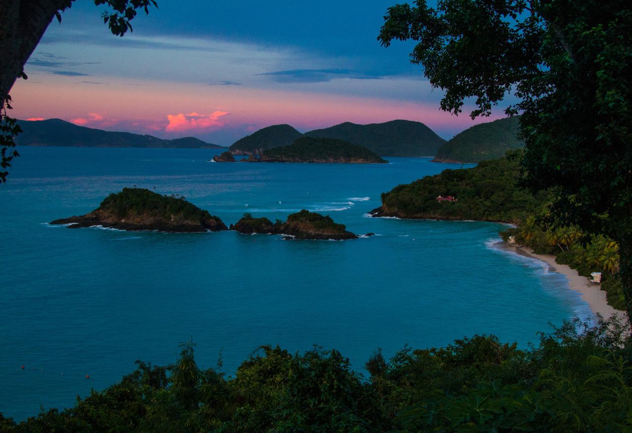 Tortola British Virgin Islands Karibik Britische