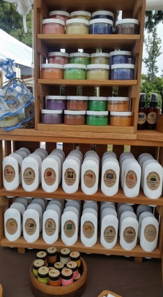 Booth 4 - Lotions