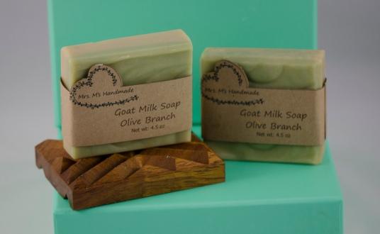 Olive Branch - Goat Milk