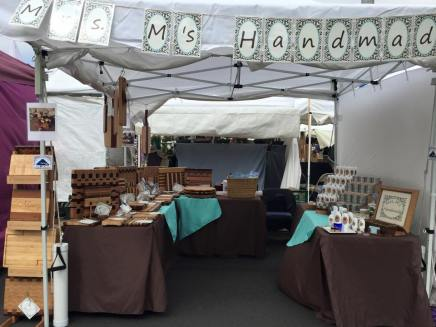 Strawberry Festival 2015 - Mrs M Booth